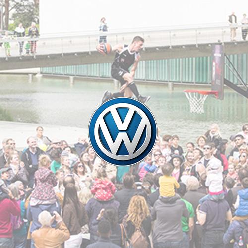 Basketballshow-VW