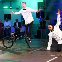 Breakdance & BMX Show der Superlative für Veranstaltungen.