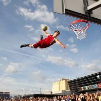 Basketball Show der Superlative.