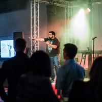 Beatbox der Superlative für Veranstaltungen.