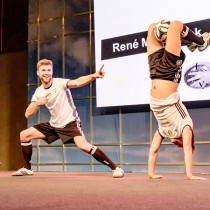 Freestyle-Artists_Football-Freestyle-Duo_Goethe-Institut