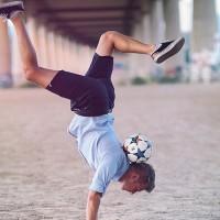 Fußball Freestyle Show der Superlative für Veranstaltungen.