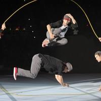 Rope Skipping Show der Superlative für Veranstaltungen.