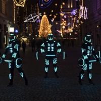 LED Show der Superlative für Veranstaltungen.