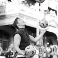 Fussballartisten für Events