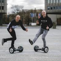 Hoverboard Akrobatik für Events