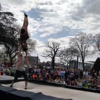 Trampolin Show für Events und Veranstaltungen jetzt buchen!