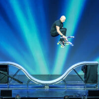Rollerskate Show